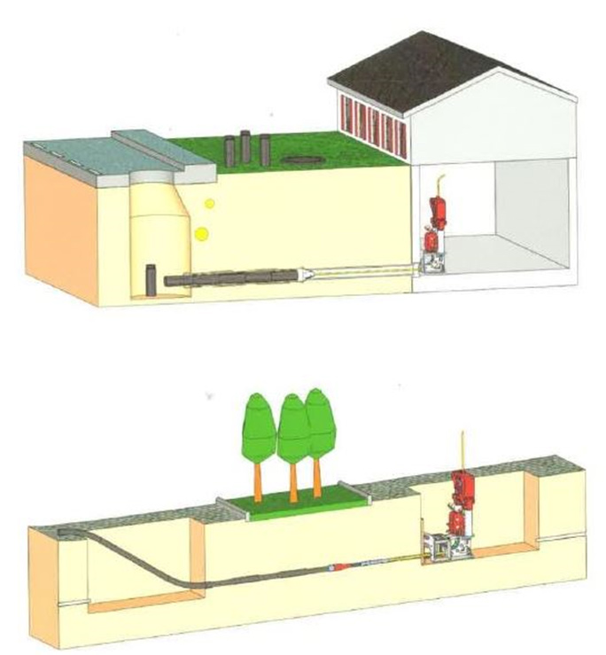 Seilberster System Terra Extractor